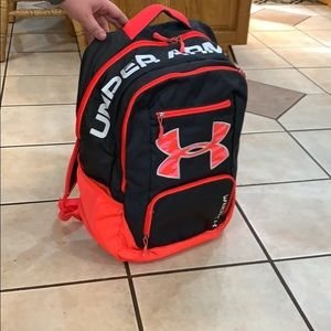 Under armor backpack. Gently used